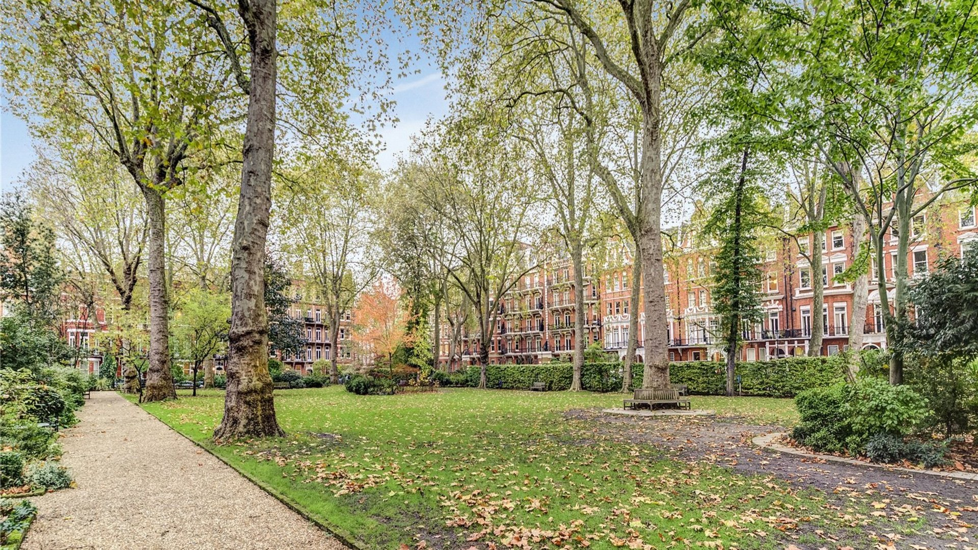 Bramham Gardens, Earls Court, London