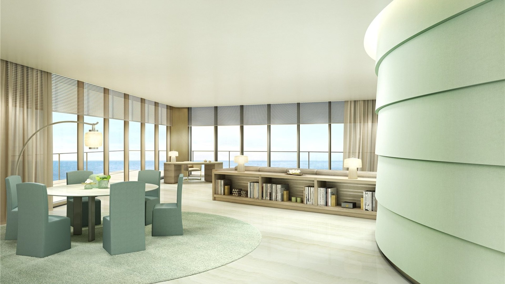 Residences By Armani Casa, Sunny Isles Beach, Miami