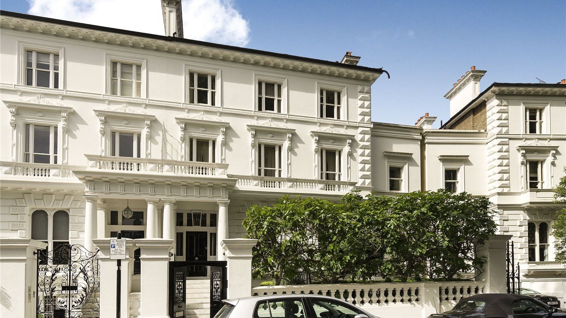 The Boltons, Chelsea, London