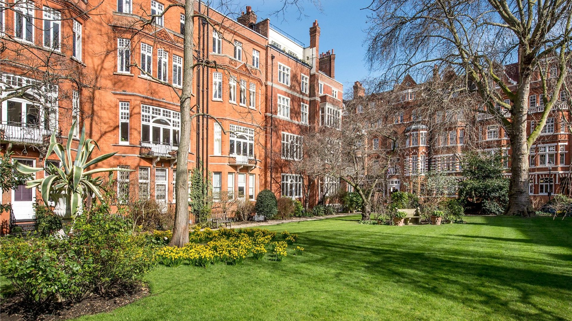Cadogan Gardens, Chelsea, London