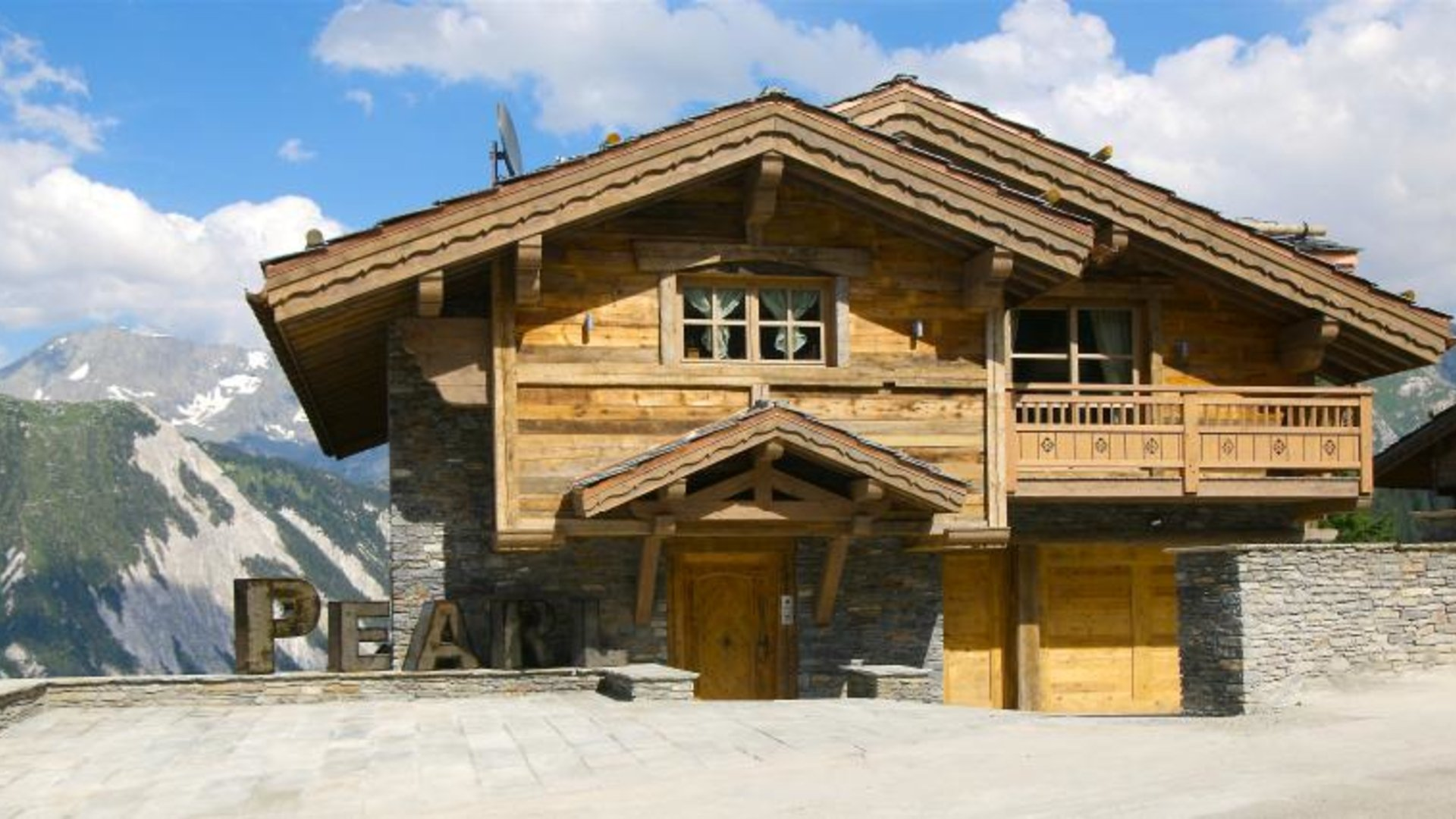 Chalet P, Courchevel, France