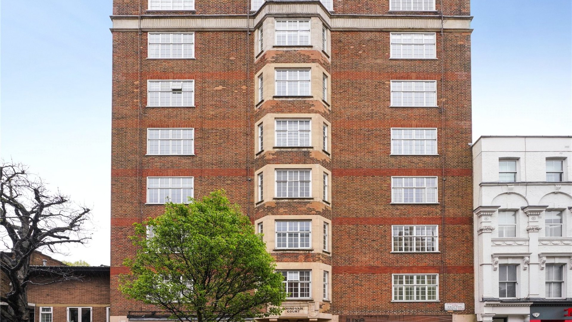 Donovan Court, 107 Drayton Gardens, London