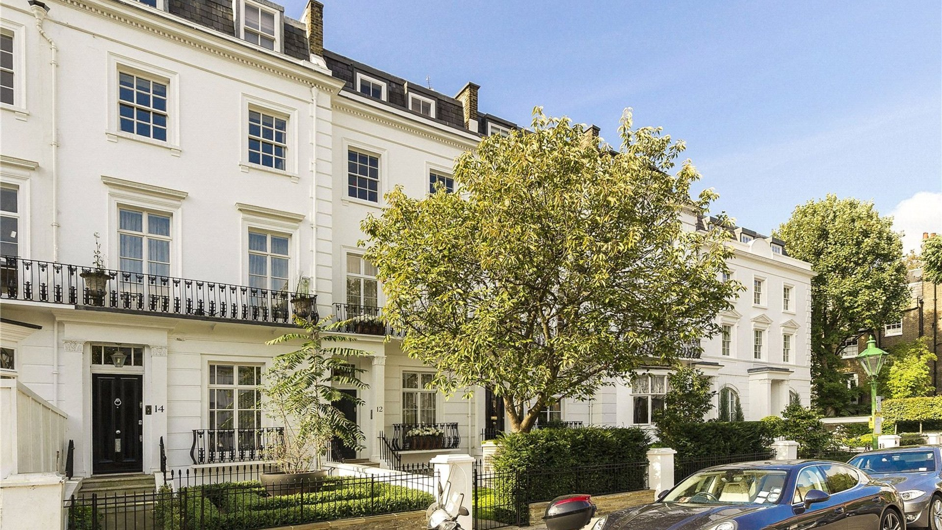 Egerton Terrace, Knightsbridge,, London