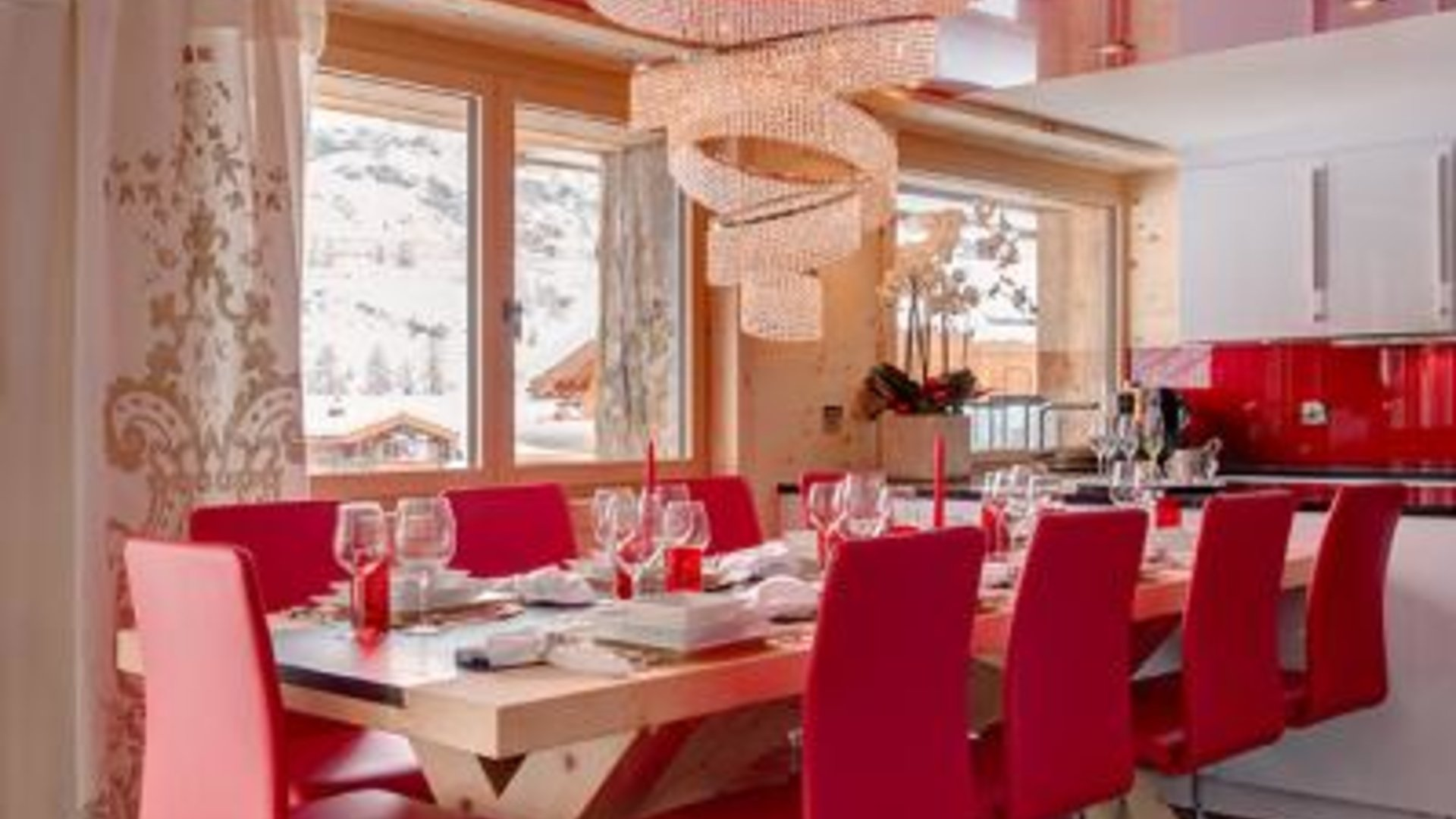 High Seven Jewel, Zermatt, Switzerland