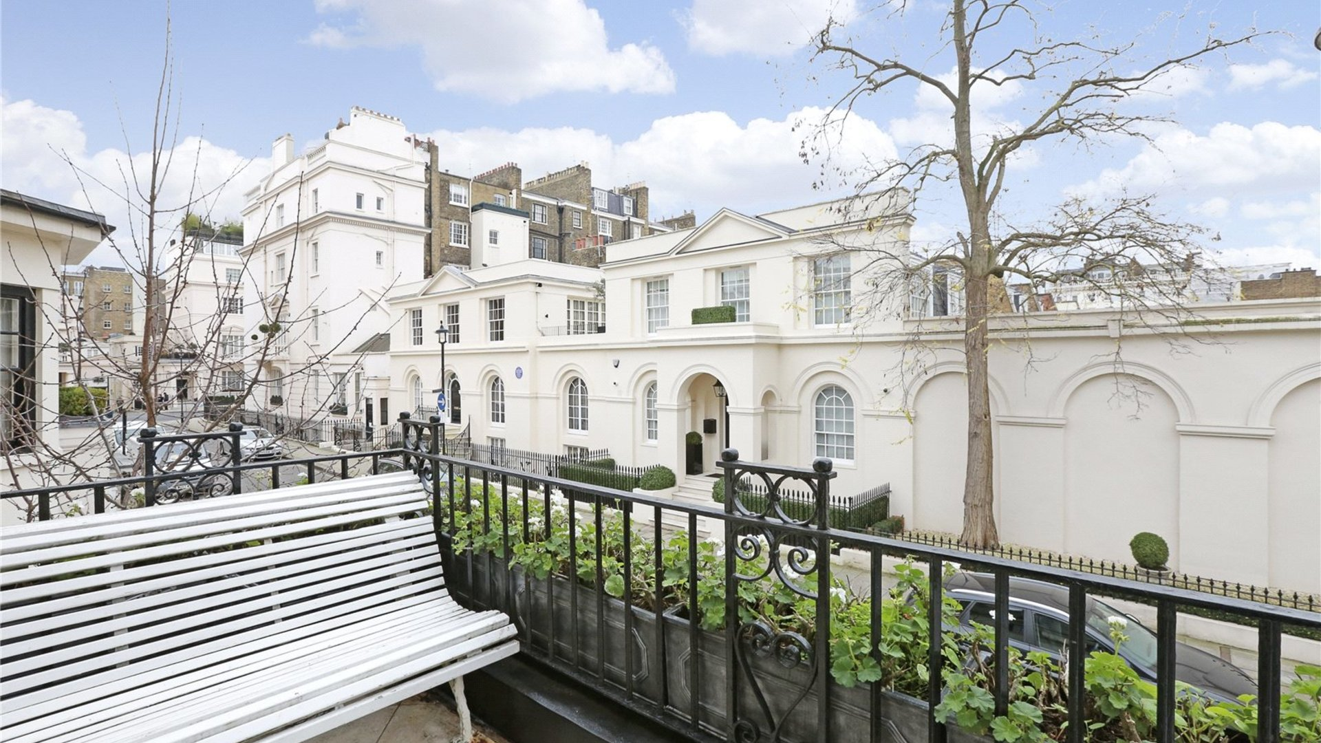 Lowndes Place, Belgravia, London