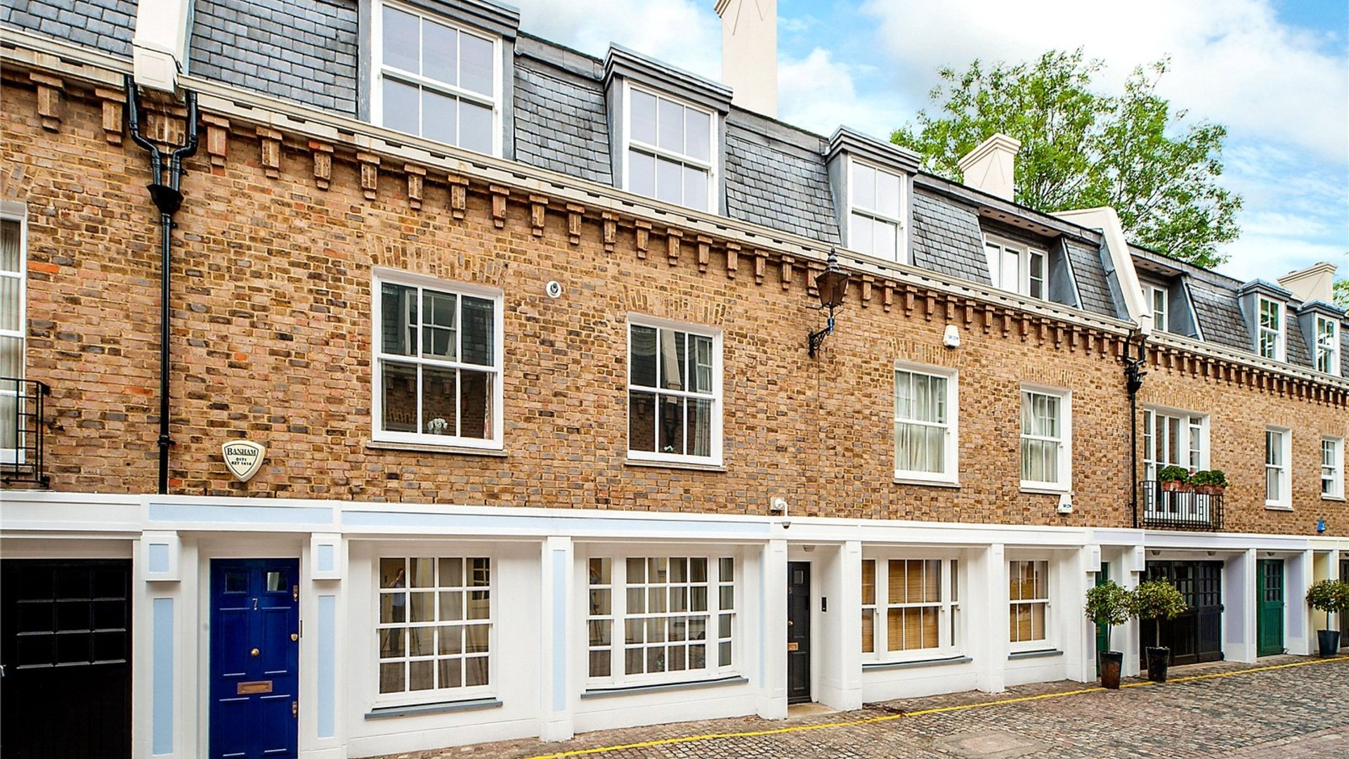 Redcliffe Mews, Chelsea, London