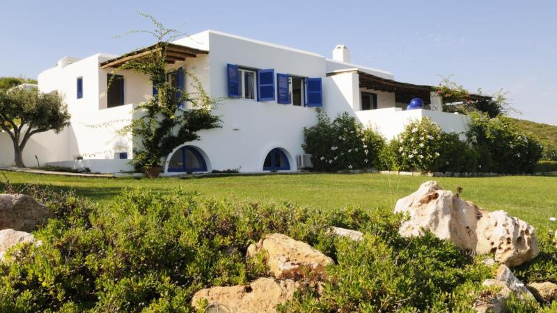 Villa Eleanora, Antiparos, Greece