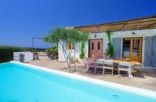 Orchard Cottages, Fiskardo, Kefalonia, Greece