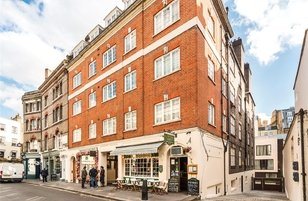 Shepherds House, 5 Shepherd Street, Mayfair, London, W1J