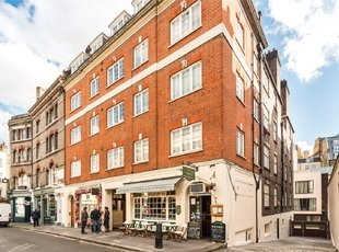 Shepherds House, 5 Shepherd Street, Mayfair