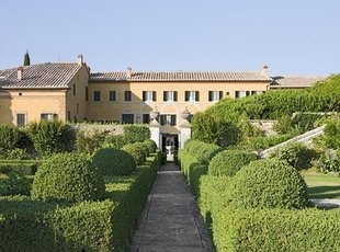 Val Orcia Villa, Val D'Orcia, Tuscany