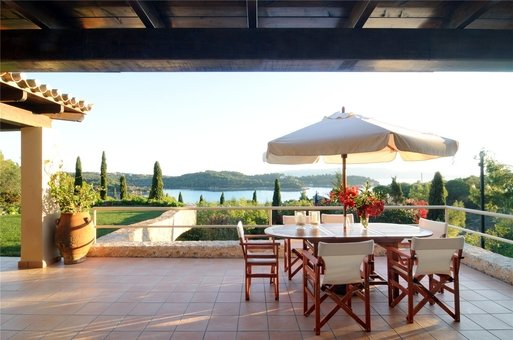 Beachfront Villa, Porto Heli, Greece