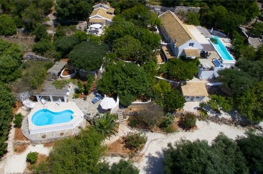 Orchard Cottages, Fiskardo, Kefalonia