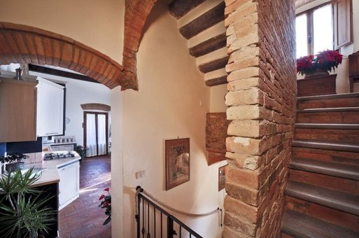 Portion Of A Tuscan Farmhouse, San Casciano Val di Pesa, Florence