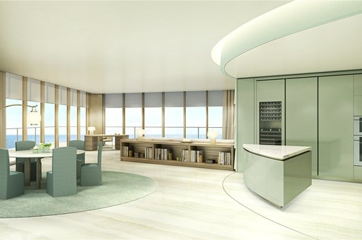 Residences By Armani Casa Sunny Isles Beach Miami