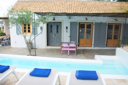 Rivoli Cottages, Fiskardo, Kefalonia