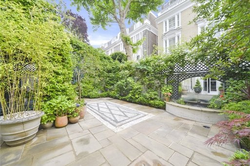 Upper Phillimore Gardens, Kensington, London