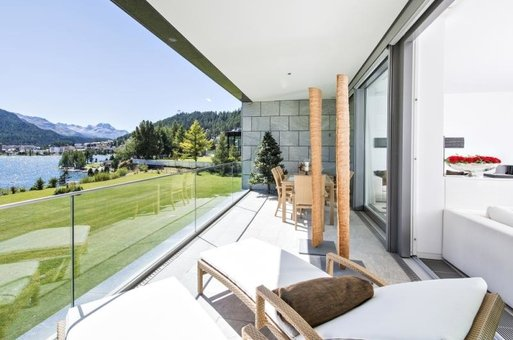 Apartment Lake Side, St Moritz, Switzerland