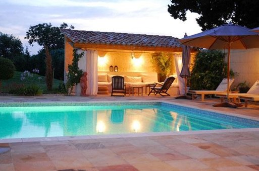 L'Isle Sur La Sorgue Farmhouse, Provence, France