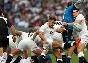 Twickenham: The 6 Nations Rugby Tournament